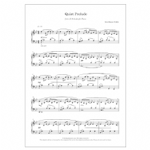 Solemn and Quiet Preludes (Nos. 2&3 from 15 Preludes for piano)   DIGITAL -  Iain James Veitch